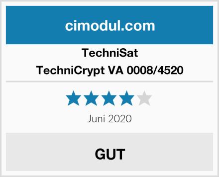 TechniSat TechniCrypt VA 0008/4520 Test