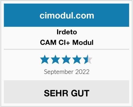 Irdeto CAM CI+ Modul Test