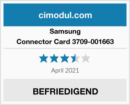 Samsung Connector Card 3709-001663 Test