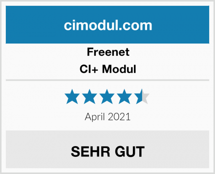 Freenet CI+ Modul Test
