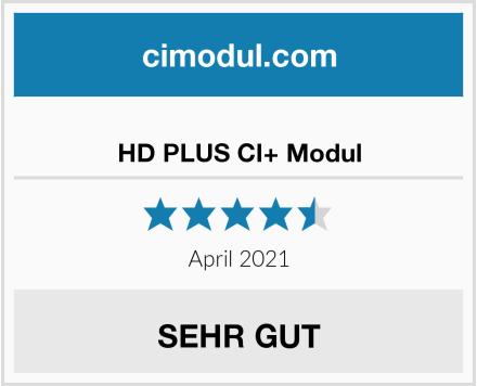 HD PLUS CI+ Modul Test