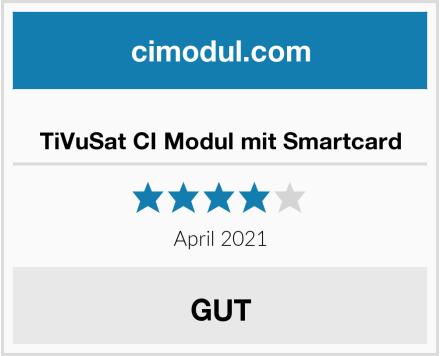 TiVuSat CI Modul mit Smartcard Test