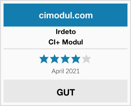 Irdeto CI+ Modul Test