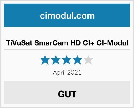 TiVuSat SmarCam HD CI+ CI-Modul Test