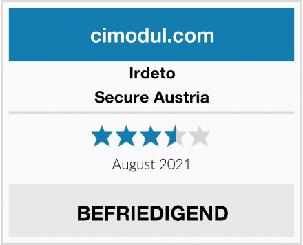 Irdeto Secure Austria Test