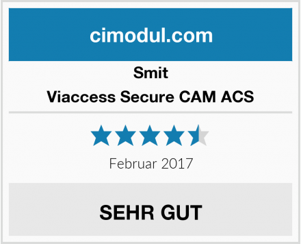 Smit Viaccess Secure CAM ACS Test