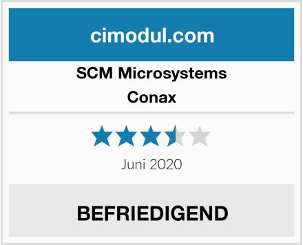 SCM Microsystems Conax Test