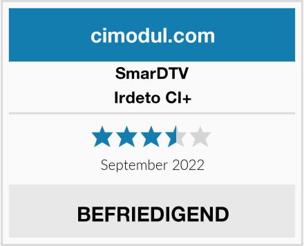 SmarDTV Irdeto CI+ Test