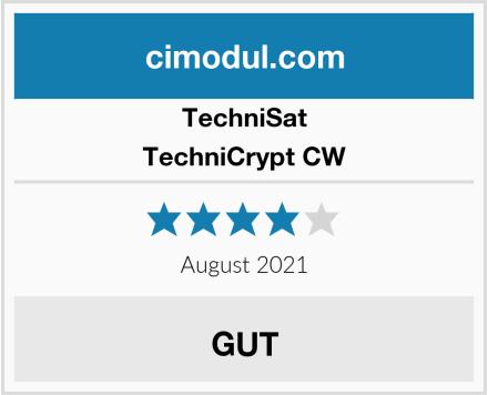 TechniSat TechniCrypt CW Test