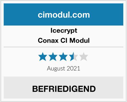 Icecrypt Conax CI Modul Test