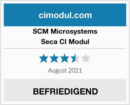 SCM Microsystems Seca CI Modul Test