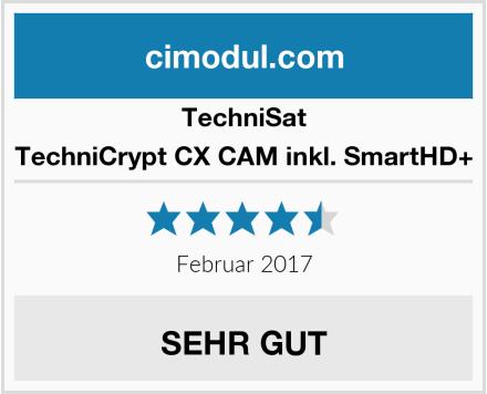 TechniSat TechniCrypt CX CAM inkl. SmartHD+ Test