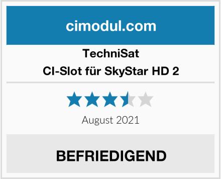 TechniSat CI-Slot für SkyStar HD 2 Test
