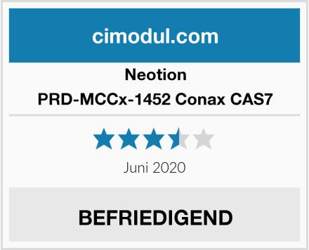 Neotion PRD-MCCx-1452 Conax CAS7 Test