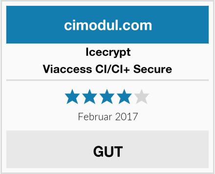 Icecrypt Viaccess CI/CI+ Secure Test