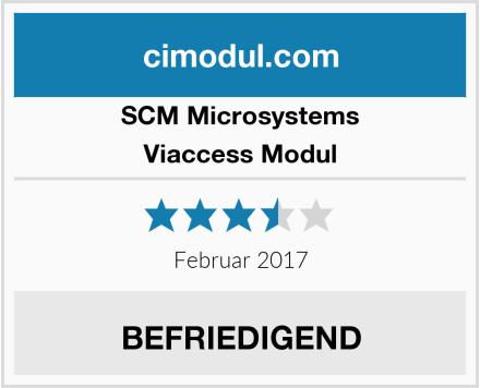 SCM Microsystems Viaccess Modul Test