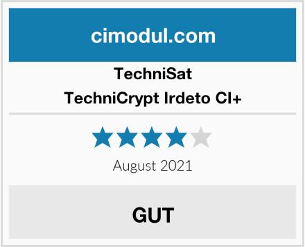 TechniSat TechniCrypt Irdeto CI+ Test