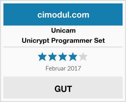 Unicam Unicrypt Programmer Set Test