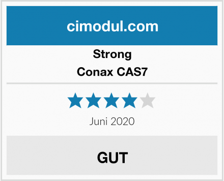 Strong Conax CAS7 Test