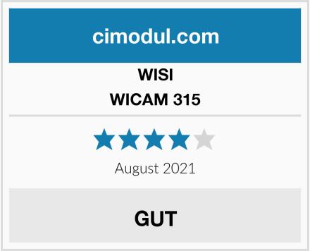 Wisi WICAM 315 Test
