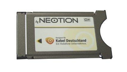 Neotion CI+ Modul Kabel Deutschland