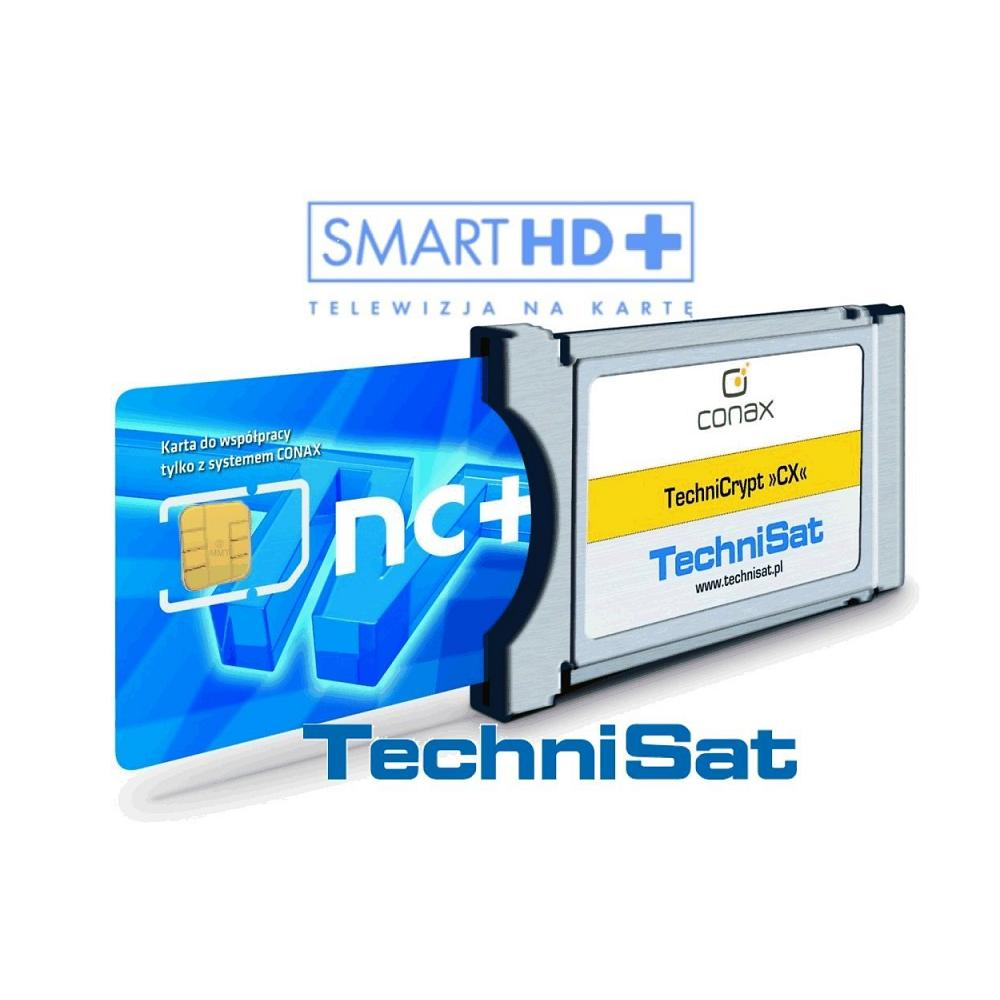 TechniSat TechniCrypt CX CAM inkl. SmartHD+