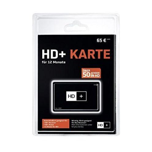 HD+ Fernsehen Karte 12 Monate SAT HD04