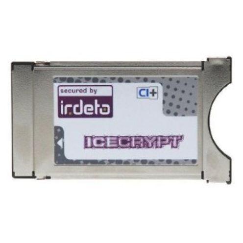 Icecrypt Irdeto CI/CI+ Secure CAM Modul (Neotion Hardware)