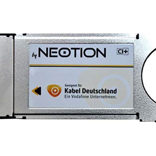 Neotion Kabel Deutschland CI+ Modul für G09 & G03 NDS SmartCards