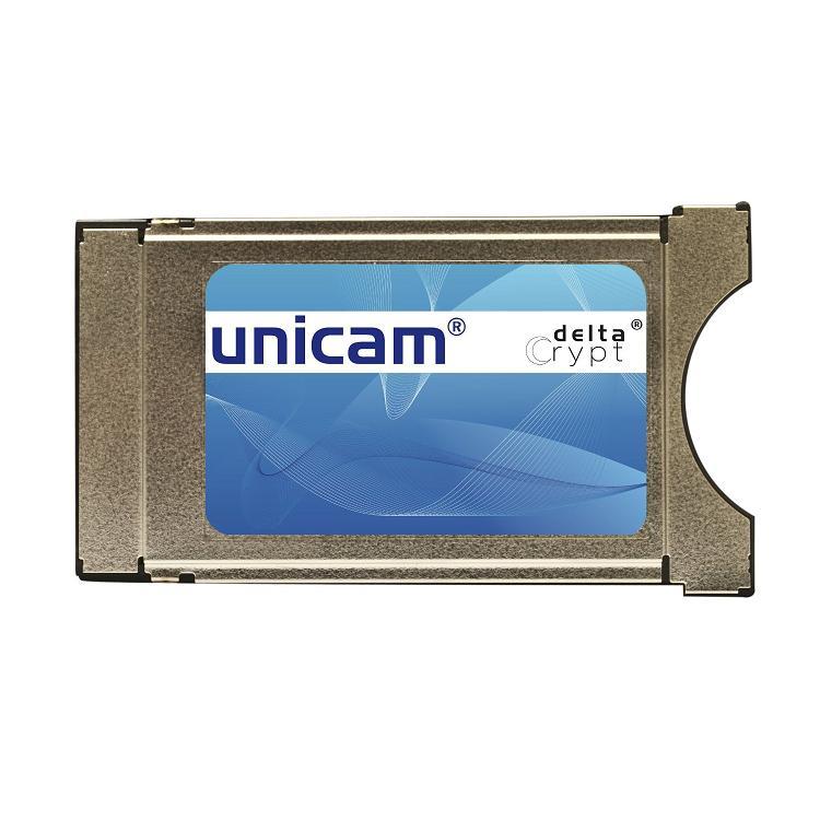 Unicam 2 Deltacrypt CAM