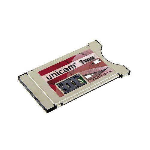 Unicam Twin inkl. original Unicam USB Programmer